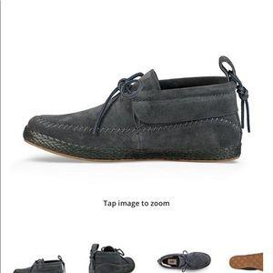 UGG Shoes - UGG® Woodlyn Suede Moc Booties